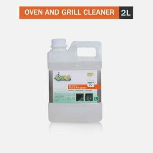Ossom D2 - HD Alkaline Oven & Pan Cleaner Grill Cleaner