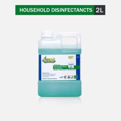 Surface Sanitizer Ossom S2 Super - Hard Surface Cleaner cum Sanitizer