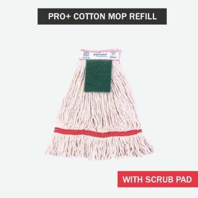 scrub pad mop refill