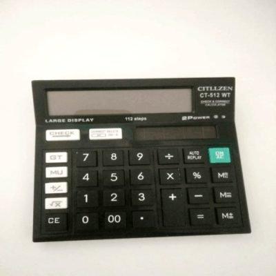 Citizen Calculator   CT - 512 Calculator