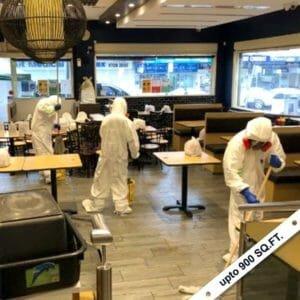 Restaurant Deep Cleaning Service