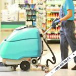 Shop Cleaning Service