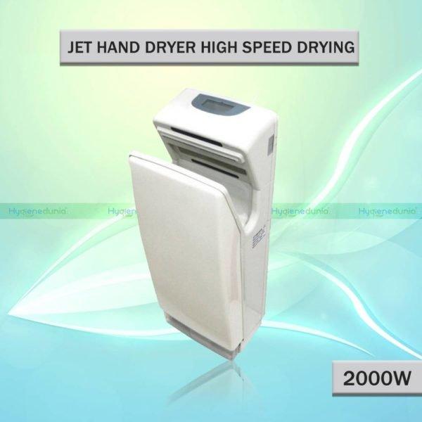 Jet Air Hand Dryer
