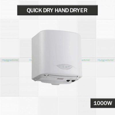 Ossom Quick Dry Hand Dryer 1000w