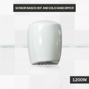 Ossom Cold Air Hand Dryer 1200w - AHD04