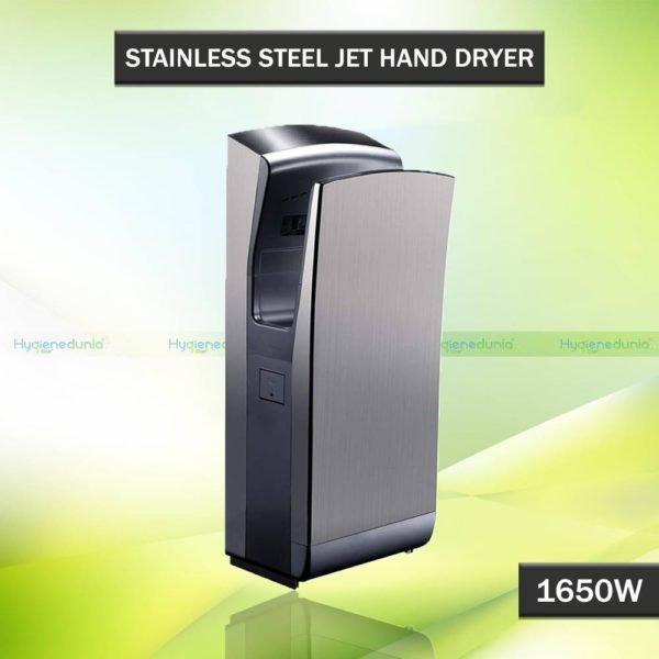 SS Jet Hand Dryer