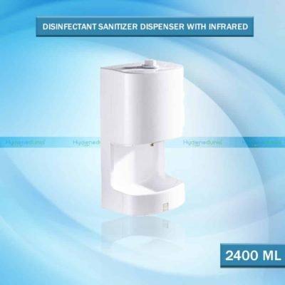 Automatic Sanitizer Dispenser Machine 2400ml - ADS04 Hygienedunia