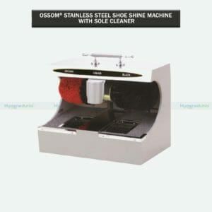 Shoe Shine Machine with Sole Cleaner OSSOM®