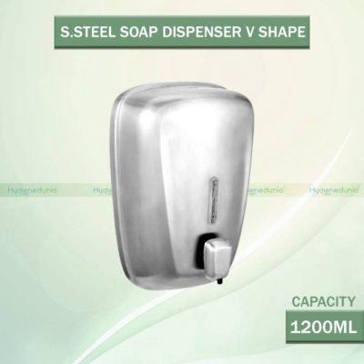 1200-SS Soap Dispenser V-Shape Premium Quality